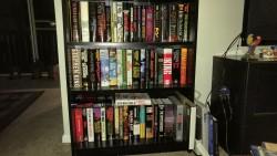 Stephen King bookshelf